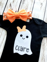 Ghostly Cute {Custom Name}