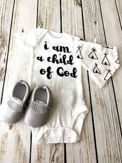 {I Am A Child of God}