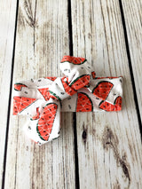 Wonderful Watermelon Tie Knot Head Wrap