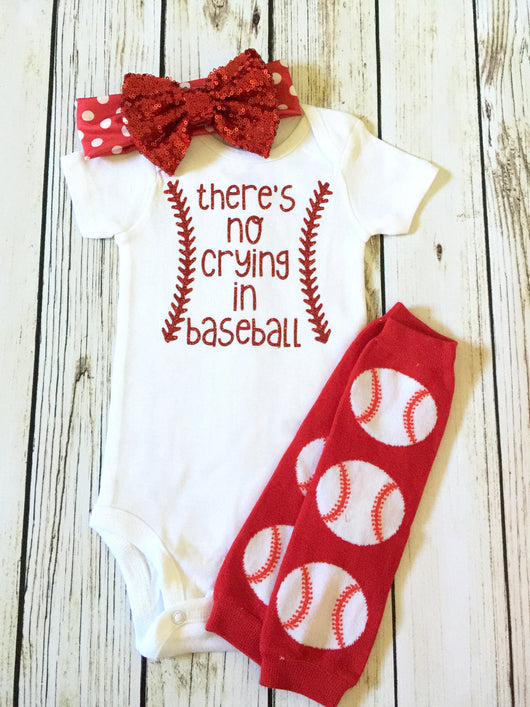 There S No Crying In Baseball Happy Tuesday Boutique