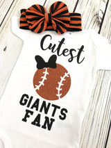 Cutest Giants Fan