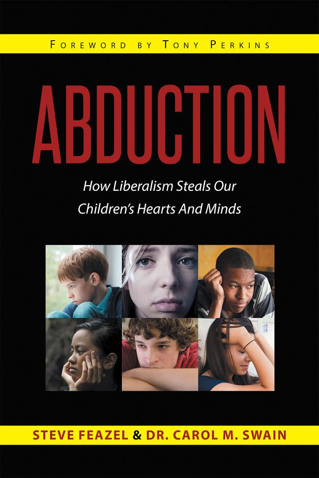 Abduction is an Amber Alert for Your Child's Soul!