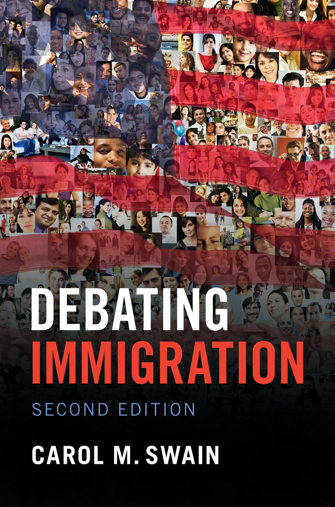 Debating Immigration: Second Edition (September 2018)