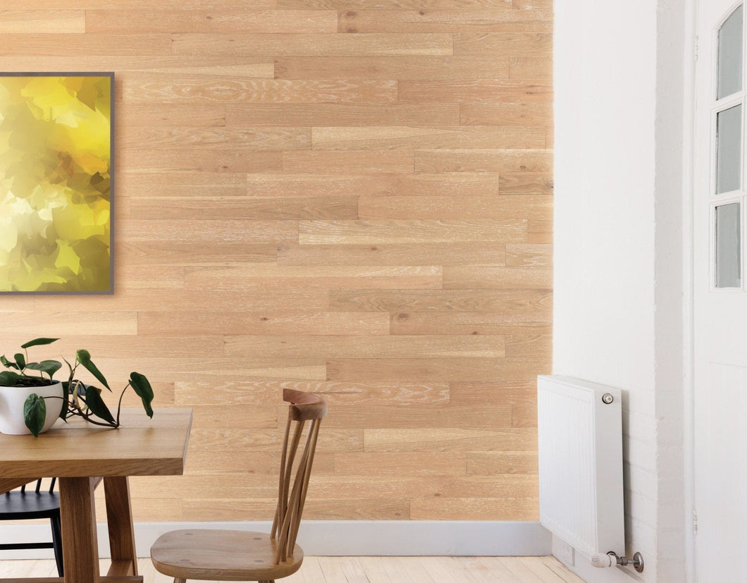 Biscuit Originals Hardwood Plank - Wallplanks
