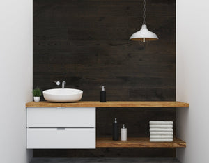 Charcoal Originals Hardwood Plank - Wallplanks