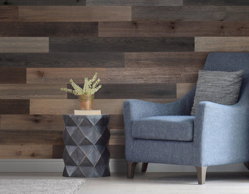 Cobalt Originals Hardwood Plank - Wallplanks