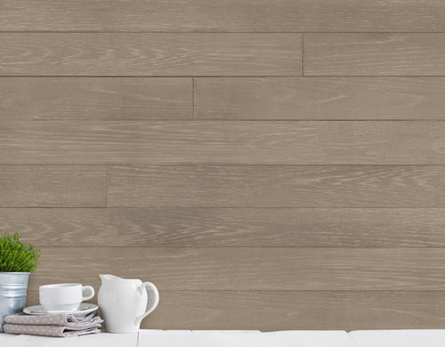 Pewter Originals Hardwood Plank - Wallplanks