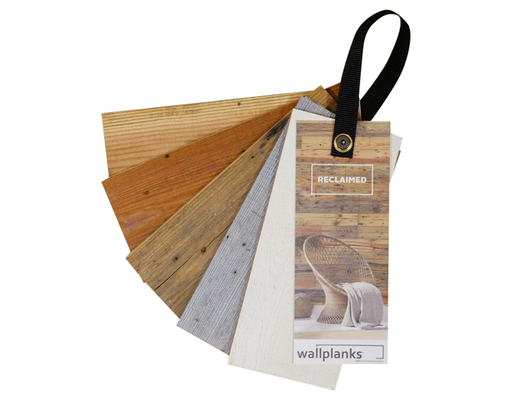 Wallplanks Reclaimed Plank Strap Set - Wallplanks