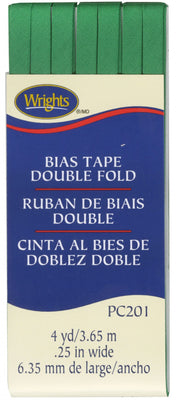 Wrights Double Fold Bias Tape Trim 1/4