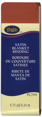 Satin Blanket Binding 2