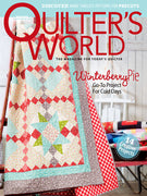 Quilter's World Winter 2016 Magazine #5559