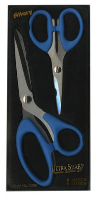Ultra Sharp 2 Piece Premium Scissors - Allary #5889
