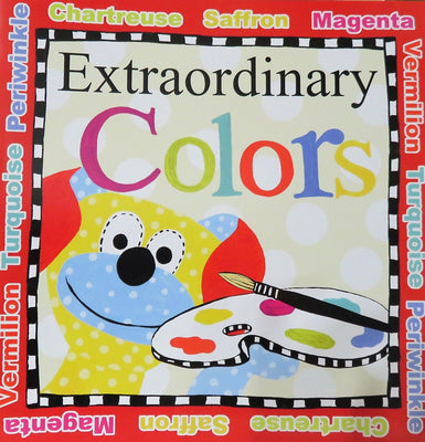 Extraordinary Colors Childrens Playtime Quilt Book by Jennifer Heynen #3306