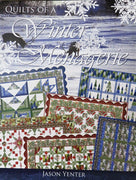 Quilts of a Winter Menagerie Book by Jason Yenter #3312