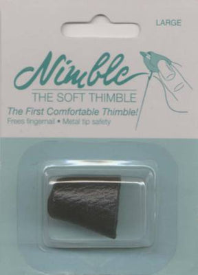 Nimble Thimble Leather Large #3867