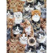 Adorable Pets Packed Cats & Kittens Elizabeths Studio #6912 - Quilting & Sewing Fabric