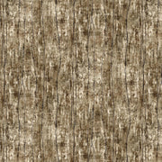 Almost 1 Yard Greener Pastures Brown Wood Texture Wilmington Prints Fabric #6876 - Quilting & Sewing Fabric