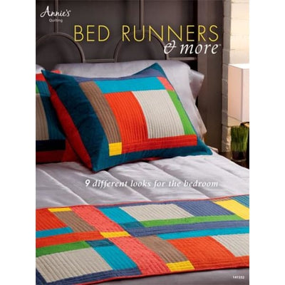 Bed Runners & More Quilting & Sewing 15 Projects #4336 - Books & CDs