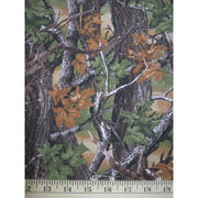 Camo Trees & Leaves Camouflage Windham Fabrics #2565 - Quilting & Sewing Fabric