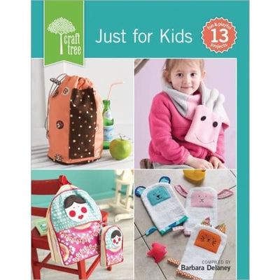 Craft Tree Just for Kids - Softcover #4038 - Books & CDs