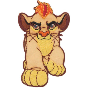 Disney Lion Guard Lion King Iron-On Applique #6726 - Sewing Notions