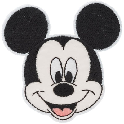 Disney Mickey Mouse Iron-On Applique #6711 - Sewing Notions