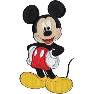 Disney Mickey Mouse Sew-On Applique #5993 - Sewing Notions