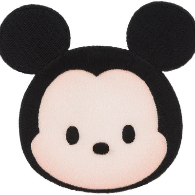 Disney Tsum Tsum Iron-On Applique Mickey Mouse #6727 - Sewing Notions