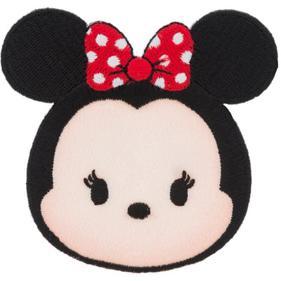 Disney Tsum Tsum Iron-On Applique Minnie Mouse #6729 - Sewing Notions