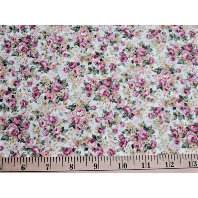 Emma Calico Roses Robert Kaufman Fabrics #6045 - Quilting & Sewing Fabric