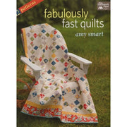 Fabulously Fast Quilts - Softcover Amy Smart #4044 - Books & CDs