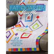 Fat Quarter Shuffle - Softcover 13 PROJECTS #4960 - Books & CDs