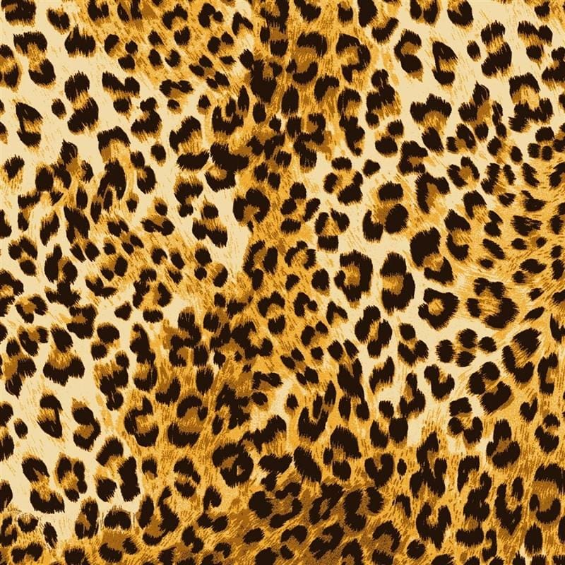 Jungle minis Multi Spotted Cat Skin Print Windham Fabrics #4080 - Quilting & Sewing Fabric