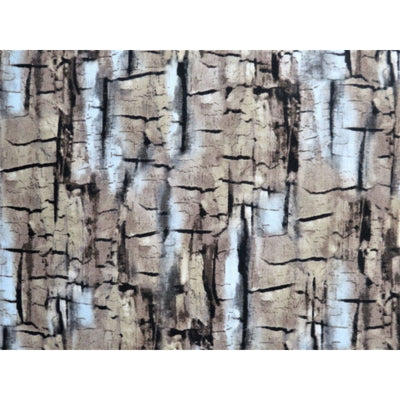 Kanvas Into the Woods Tree Bark Texture Benartex #6490 - Quilting & Sewing Fabric