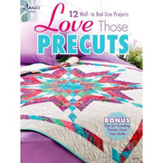Love Those Precuts {Helpful tips and tricks} #4338 - Books & CDs
