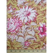 October Skies Foliage Floral Verna Mosquera Free Spirit Fabrics #634 - Quilting & Sewing Fabric