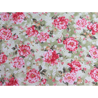 Perennials Willow Floral Multi Benartex Fabric #2661 - Quilting & Sewing Fabric