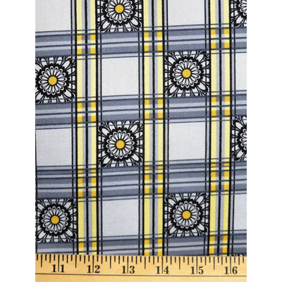 Plaids & Argyles VIP Cranston Fabric #1369 - Quilting & Sewing Fabric