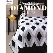 Quilting Dazzling Diamond Quilts - Softcover Book #4963 - Books & CDs