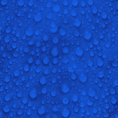 Royal Blue Digital Rain Drops Blender P&B Textiles #7642 - Quilting & Sewing Fabric