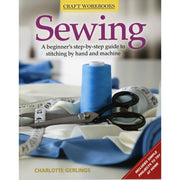 Sewing A Beginners step-by-step guide - Softcover #4049 - Books & CDs