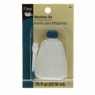 Machine Oil Squeeze Bottle 3/4 fl oz  #6998