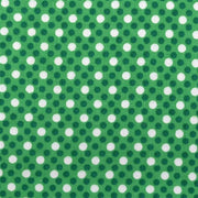 Spearmint Dim Dot Green Polka Dots Michael Miller #5319 - Quilting & Sewing Fabric