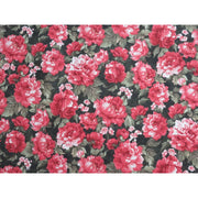 Stella Roses Floral with Leaves Windham Fabrics #2266 - Quilting & Sewing Fabric