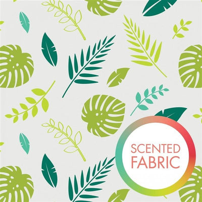 Tropical Scented Leaves Camelot Cottons Fabric #4904 - Quilting & Sewing Fabric