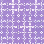 Violet Purple Metro Living Rings Robert Kaufman Fabrics #5232 - Quilting & Sewing Fabric