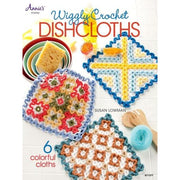 Wiggly Crochet Dishcloths #4354 - Books & CDs