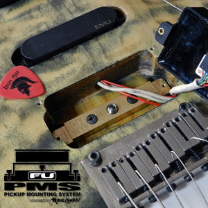 PMS & Your Guitar (Direct Mounting Pickups)