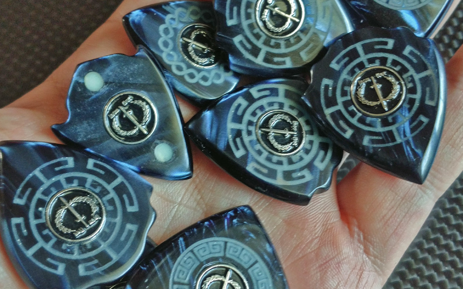 The NEW Imperial Series Guitar Picks