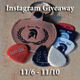 Iron Age Guitar Accessories - Official Giveaway Post